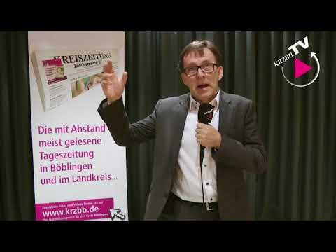 OB-Kandidaten in Böblingen: Johannes Söhner