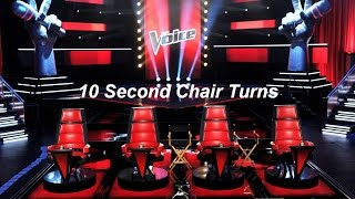 Video 10 Second Chair Turns MP3, 3GP, MP4, WEBM, AVI, FLV Januari 2018