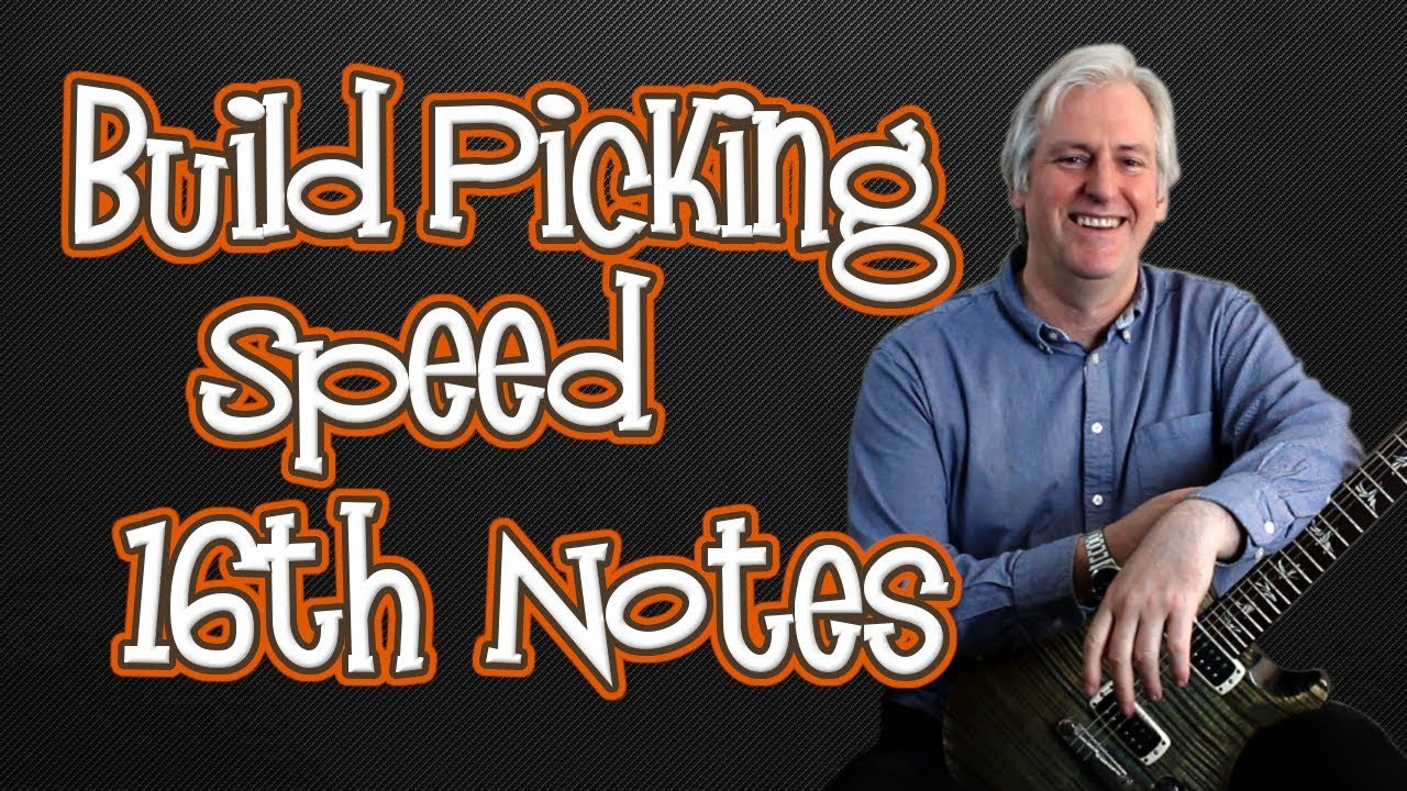 Fast Fingerpicking – Woodshedding 3 Notes Per String Guitar Scales