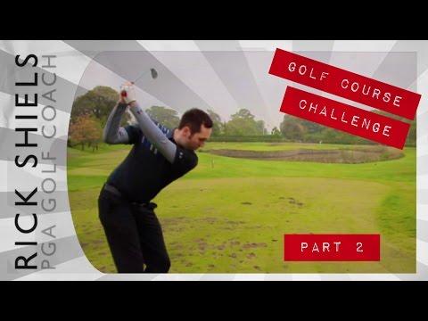 SHORT GOLF COURSE CHALLENGE PART 2