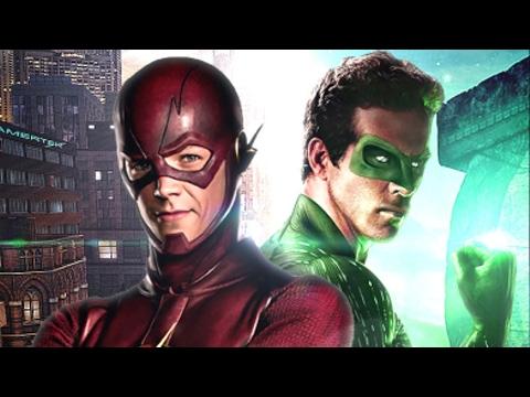 The Flash - Green Lantern Promo (Fan Made)