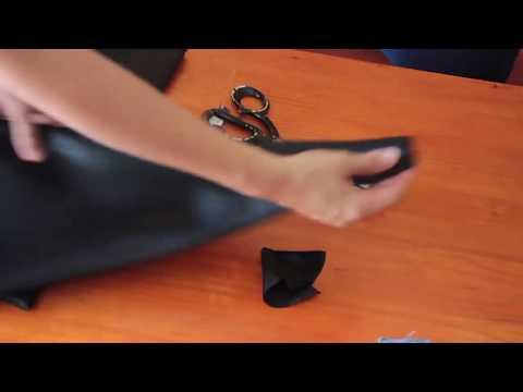 como hacer una capa - Aqui podrás ver cómo se hace una capa de zorro para disfraz. Fácil y rápido. En el siguiente.