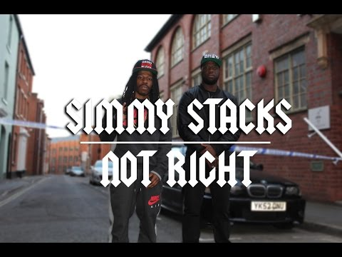 Simmy Stacks – Not Right | NetVideo | GrimeBlog