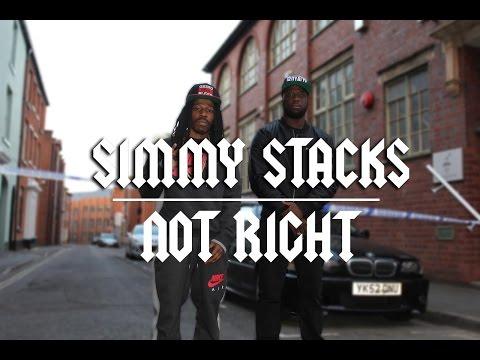 Simmy Stacks – Not Right | NetVideo | GrimeBlog
