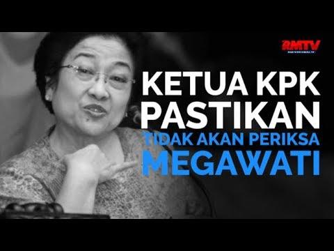 Ketua KPK Pastikan Tidak Akan Periksa Megawati