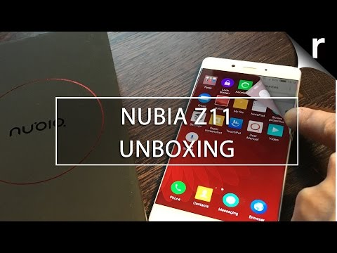 Nubia Z11 Unboxing and Hands-on Review