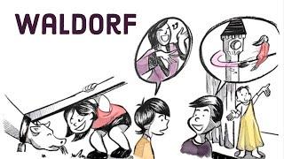 O que é a Pedagogia Waldorf?