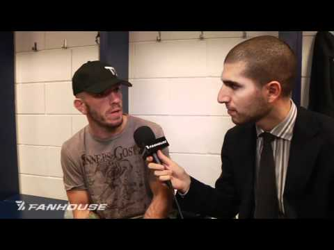 Spencer Fisher UFC 120 Post Fight Interivew