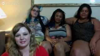 Lesbian Curves 2: Hard Femme Live On LTASEX