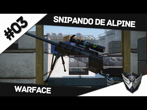 Warface: FULL CASH EU DE GP #03 - SNIPANDO de ALPINE