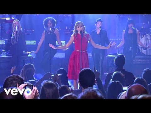 We Are Never Ever Getting Back Together (Live from New Yo…