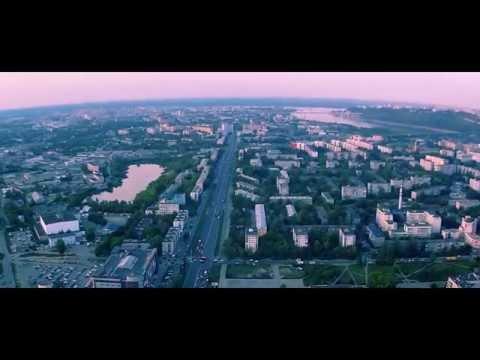 Nizhniy Novgorod Drone Video