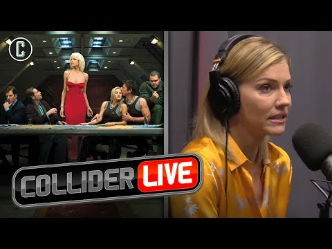 """New Battlestar Galactica is a """"Punch to the Gut"""" for Tricia Helfer"""