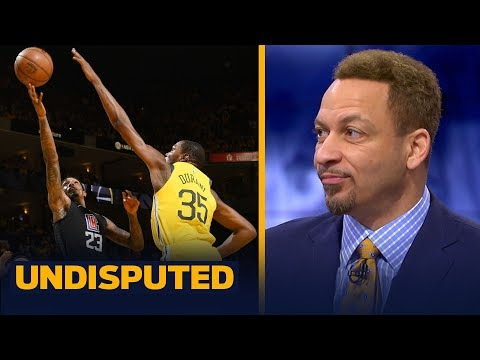 Warriors in 'no trouble' after Clippers comeback win in Game 2— Chris Broussard   NBA   UNDISPUTED