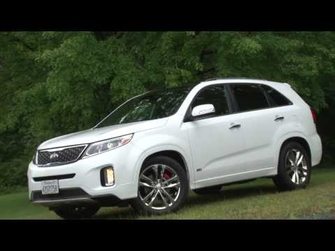 2014 Kia Sorento – Drive Time Review with Steve Hammes