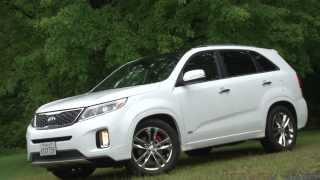 2014 Kia Sorento - Drive Time Review With Steve Hammes
