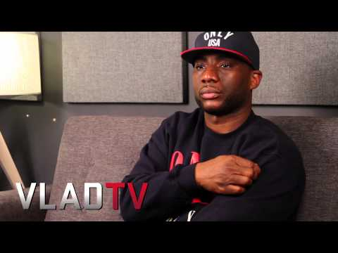 djvlad - http://www.vladtv.com/ - Charlamagne Tha God shares his thoughts on Consequence and Joe Budden's altercation at the 