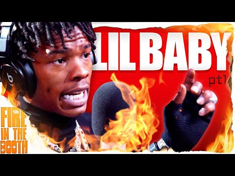 Lil Baby – Fire In The Booth
