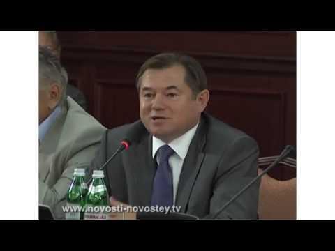 Путин и Глазьев 27 07 13  Борьба за Славянский Союз ! (видео)