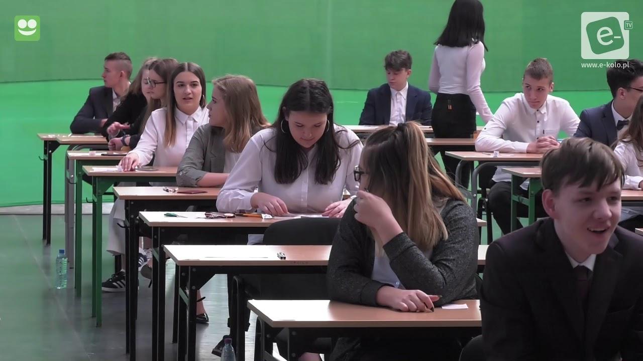 Mimo strajku, gimnazjaliści podeszli do testów