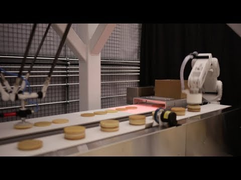 I, for one, welcome our robotic waffle-stacking overlords