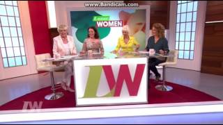Nonton Loose Women With Gloria Hunniford   Monday 22nd August 2016 Film Subtitle Indonesia Streaming Movie Download