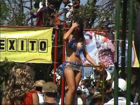 Carnaval de Barranquilla BATALLA DE LAS FLORES 2009