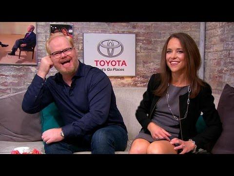 Jim Gaffigan in the Toyota Green Room (видео)