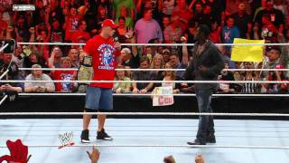 Video Raw: R-Truth picks on a WWE fan in John Cena gear MP3, 3GP, MP4, WEBM, AVI, FLV September 2018