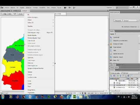 Videos relacionados con zona interactiva dreamweaver cs6