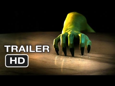 Oz the Great and Powerful TRAILER (2013) James Franco Disney Movie HD Video