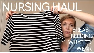 WELCOME BACK TO MY CHANNEL EVERYONE! This is my first Nursing Haul - I was in desperate need of a wardrobe update! I have done a huge online shop ...