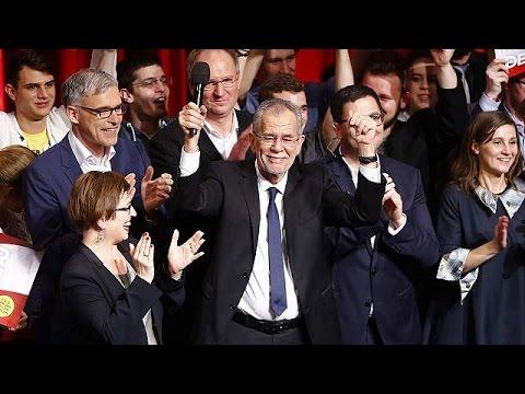 Ανακούφιση στην Ε.Ε. για την εκλογή Αλεξάντερ Φαν ντερ Μπέλεν
