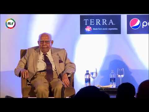 The Prophet of Islam Is The Greatest Man That Ever Lived on Earth - Ram Jethmalani