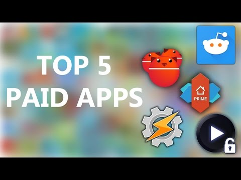 5 Must have Paid Android App ( Giveaway closed)