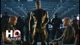 FAST AND FURIOUS 9 Hobbs And Shaw Trailer#1 - #RedStoneStudio #Trailer #HobbsAndShaw #FuriousTrailer