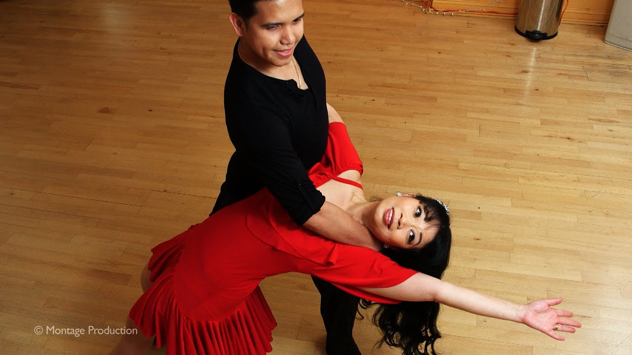 Mambo in Chinatown, Jean Kwok – Author Dances in Video