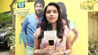 Mahima Nambiar Speaks at Ennamo Nadakkudhu Movie Success Meet