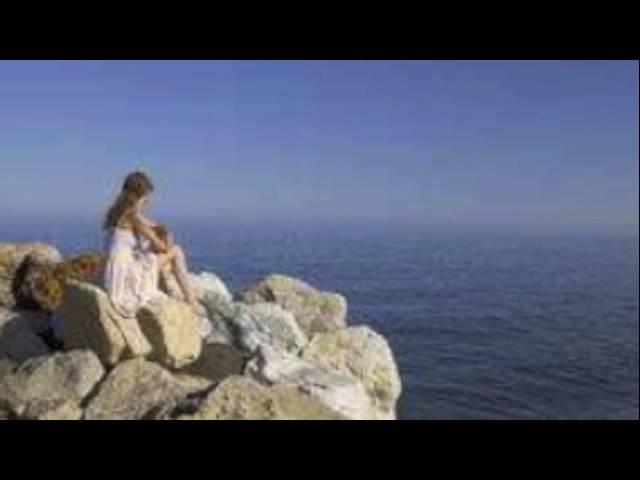 Quand je rêve sur la falaise