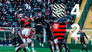 Resenha de Figueirense 4 X 2 FLAMENGO (jogo de ida) pela primeira fase da Copa Sul-Americana 2016... #SRN