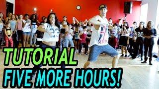 Video FIVE MORE HOURS - Chris Brown & Deorro DANCE TUTORIAL | @MattSteffanina Choreography MP3, 3GP, MP4, WEBM, AVI, FLV November 2017