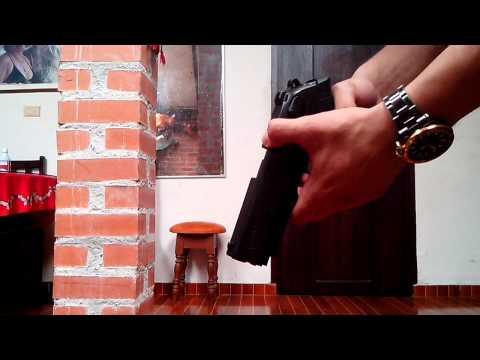 Pistol Bruni Px4 9mm