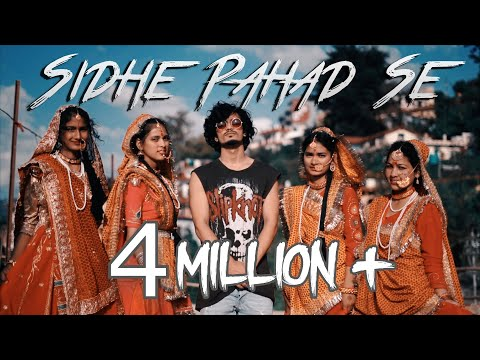 Void - Sidhe Pahad Se (Official Music Video) | (Prod. Exult Yowl) | Dir.I Can Shoot You