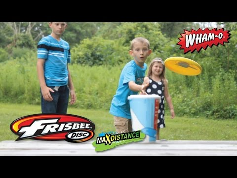 We're putting the WHAM-O Xtreme Frisbee Disc to the test