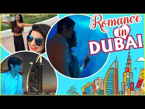 Kanchi Singh And Rohan Mehra's ROMANCE In Dubai |