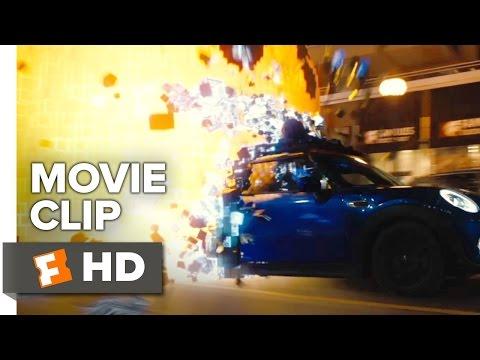 Video Pixels Movie CLIP - Power Pill (2015) - Josh Gad, Adam Sandler Video Game Adventure HD download in MP3, 3GP, MP4, WEBM, AVI, FLV January 2017