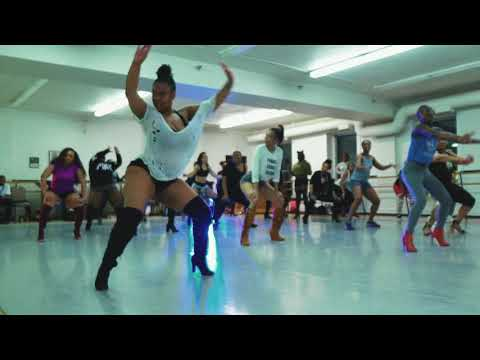 Cici - Sexy In The City (Dance Video)