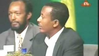 Ethiopian Election 2010 3rd Round Political Party's Debate - Part 11