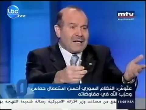 """بالفيديو.. أمين حزب البعث """"يضرب"""" معارض وصف بشار بـ""""الكذاب"""""""