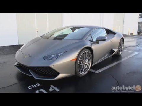 Lamborghini Huracan Lp610 4 Review  photos